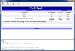 Open Quote on Table screen shot in a separate window
